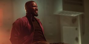 Jamie Foxx Responds To The Fans After Project Power Hits #1 On Netflix