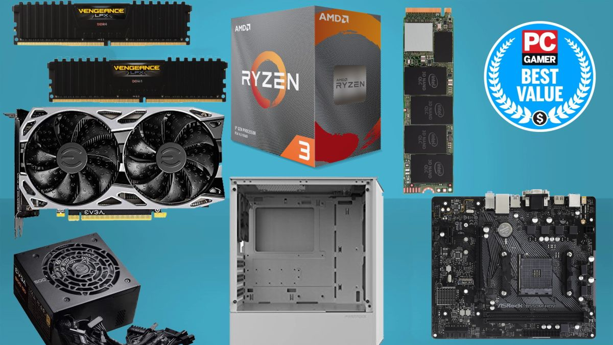 Budget gaming PC build guide: create a ...