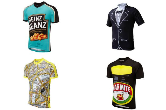 Our top seven most love to hate cycling jerseys - Cycling Weekly 5d434b5ed
