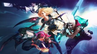 Free PC Games - League of Legends