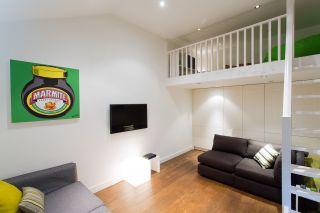 mezzanine level garage conversion ideas