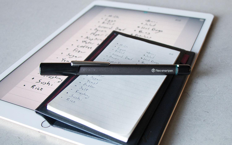 Best Smart Pens 2019 - Digital Pens for Sketching, Note-Taking | Top