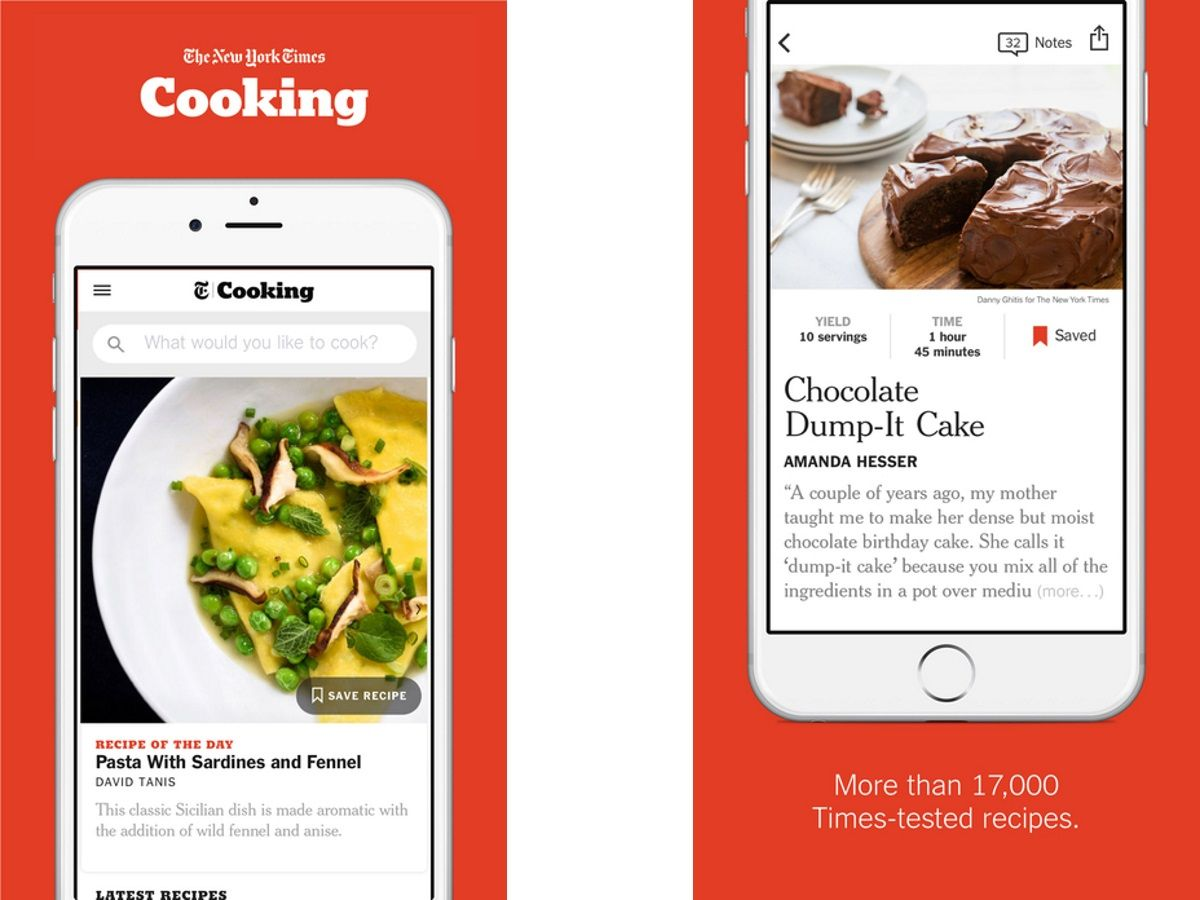 Best Recipe Apps 2019 - Find, Track & Organize Meals on iOS, Android