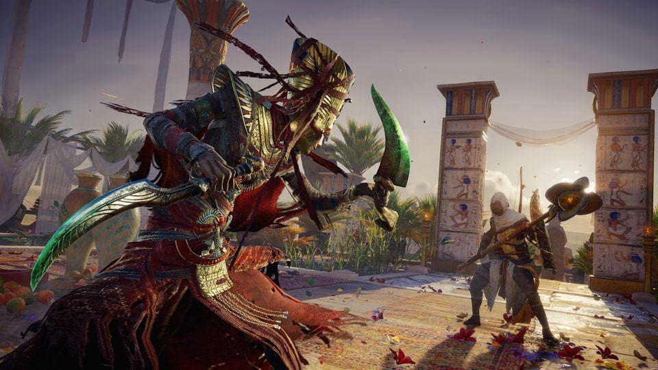 Ubisoft details, and delays, Assassin's Creed Origins next DLC