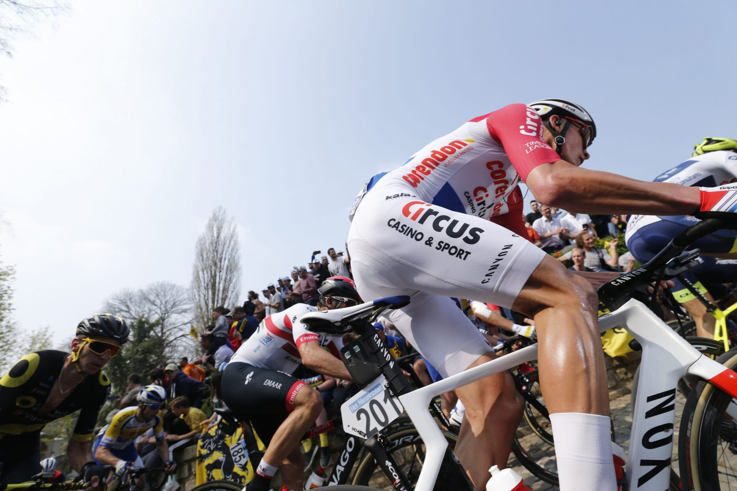Tour of Flanders - cover