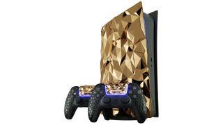 Cavia Golden Rock PS5