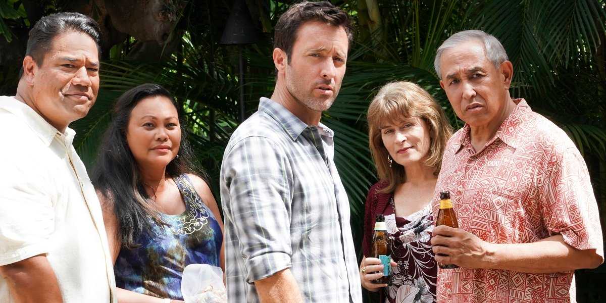 Hawaii Five-0 CBS