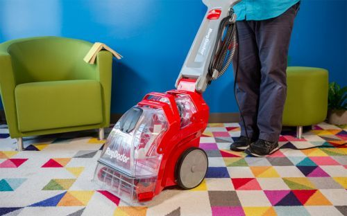 Rug Doctor 93146 Carpet Cleaner Review