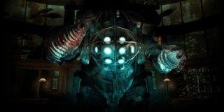 A Big Daddy in BioShock.