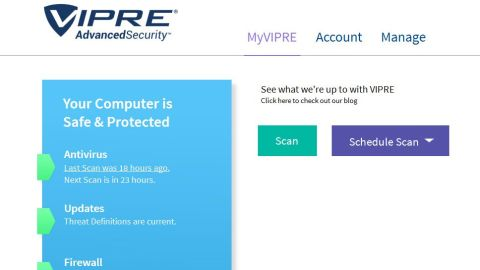 VIPRE Advanced Security review