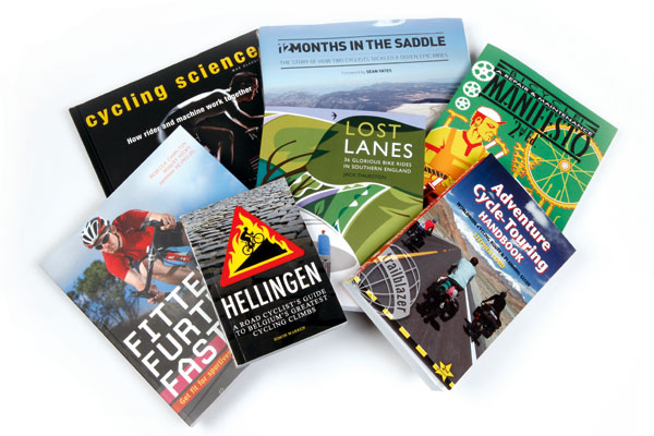 Summer cycling books