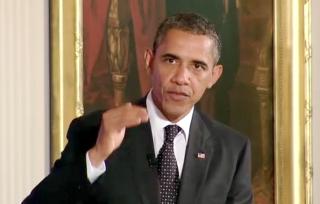 Obama-space-tweet