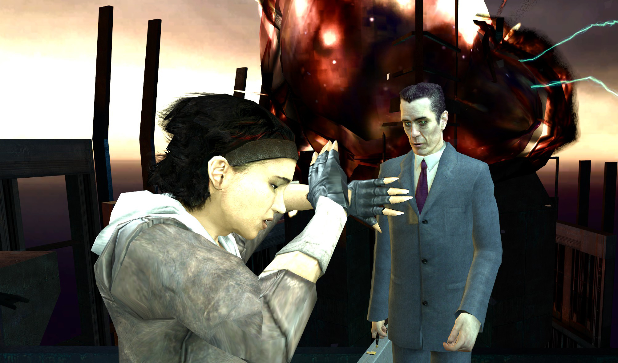 Why I played through Half-Life 2's final chapter 15 times in