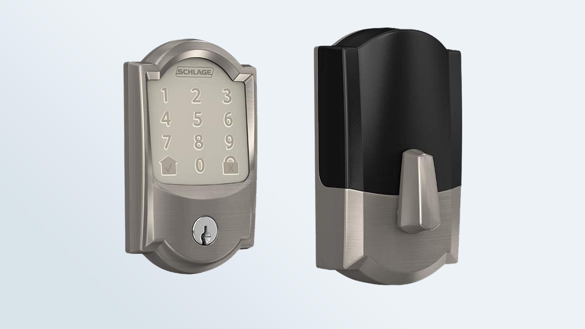 Best smart lock: Schlage Encode