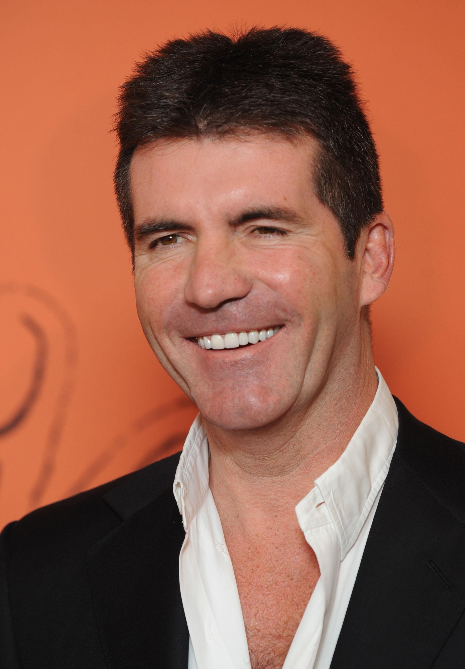 X Factor's Simon: 'Britney was in awe of me'