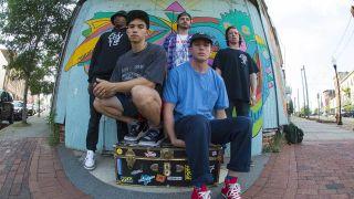Turnstile promotional band photo