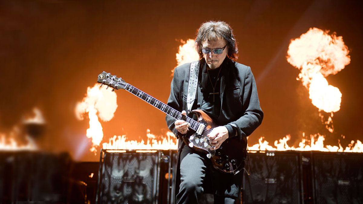 tony iommi none of us were brilliant musicians but as a band it worked musicradar. Black Bedroom Furniture Sets. Home Design Ideas