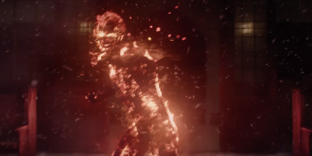 Sunspot in The New Mutants trailer
