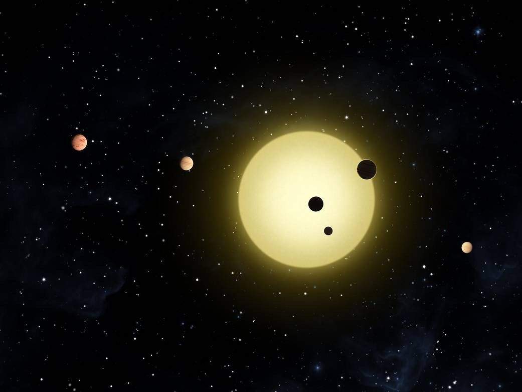 A quarter of sunlike stars eat their own planets, according to new research
