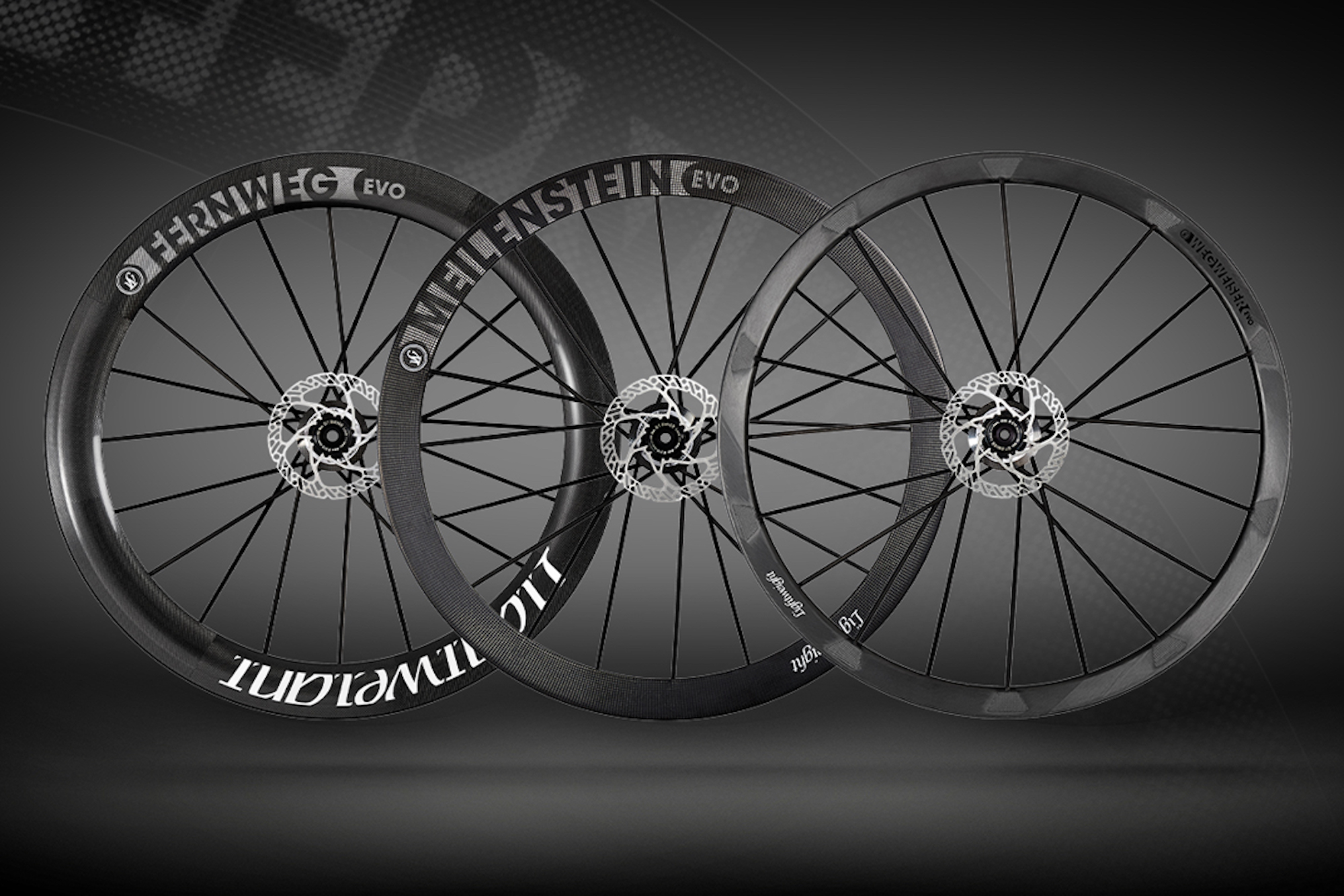 Lightweight wheels releases new tubeless ready Evo wheelsets