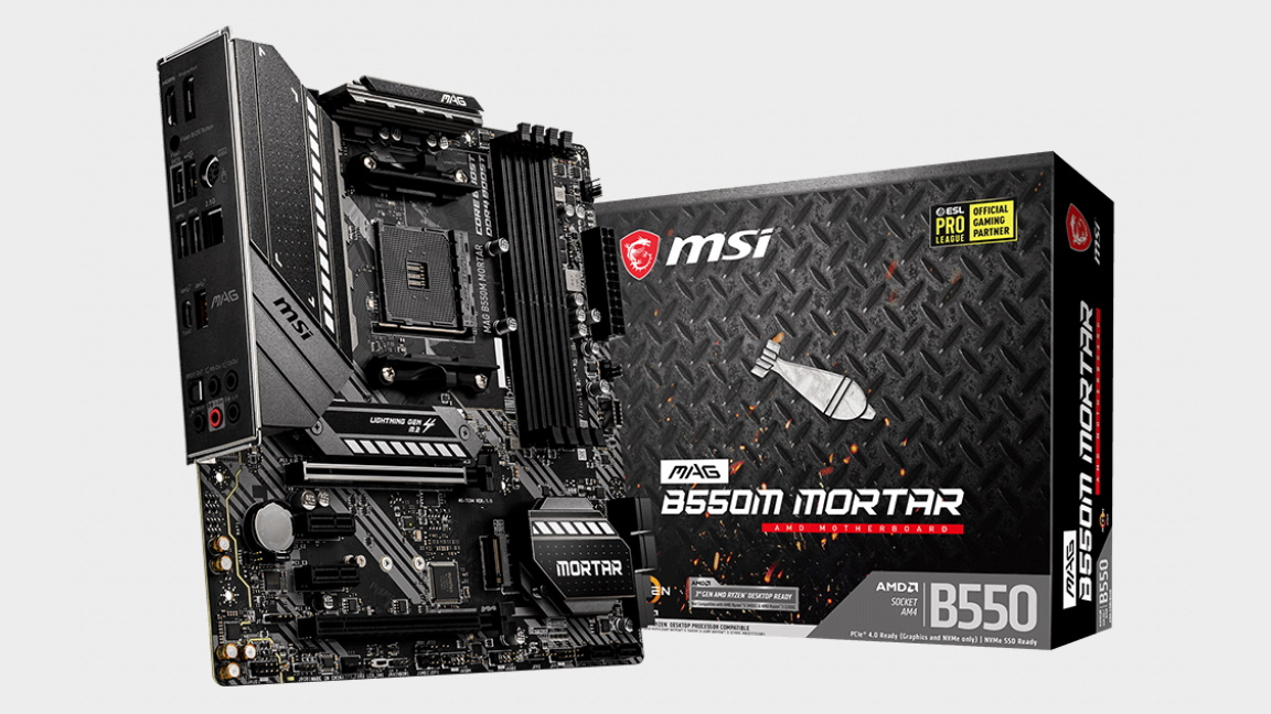 Budget Amd B550 Motherboards Have Landed So We Chucked A 16 Core Cpu At Them Pc Gamer