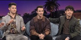 The Jonas Brothers Did A Year Of Therapy Before Bringing The Band Back Together