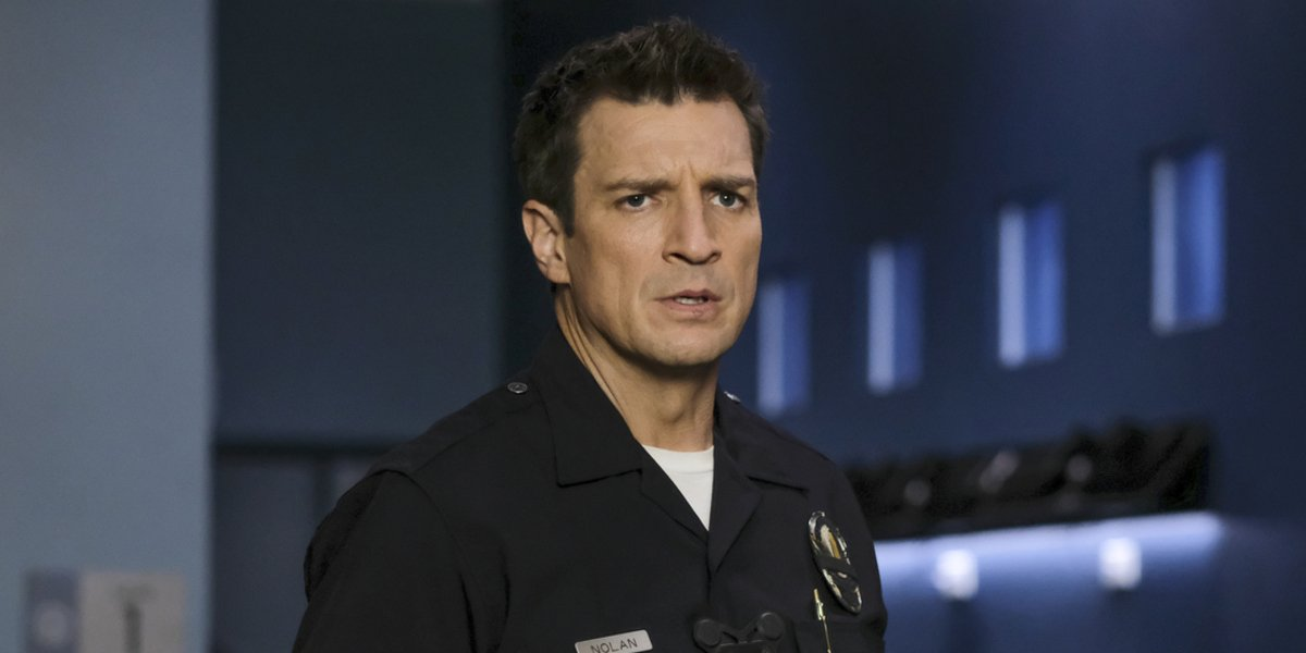 The Rookie's Nathan Fillion Reacts To Season 3 Renewal