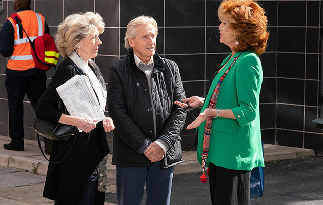 Coronation Street Spoilers: Audrey Roberts is on the warpath