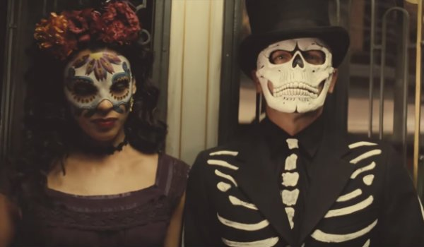 Spectre Day of the Dead