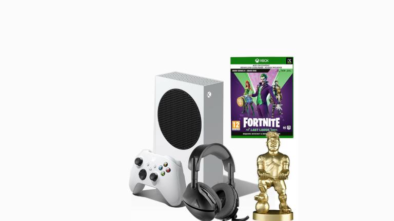 Xbox Series S Fortnite bundle