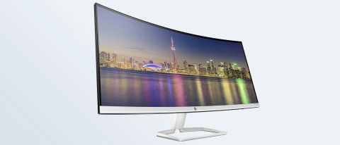 HP 34f Curved Display review