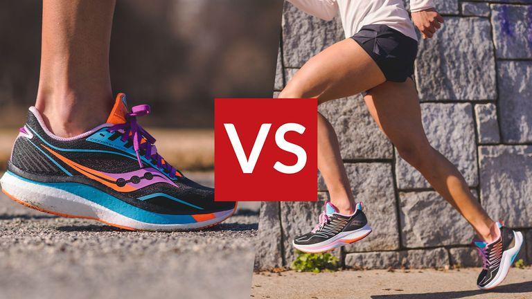 Saucony Endorphin Speed vs Saucony Endorphin Shift