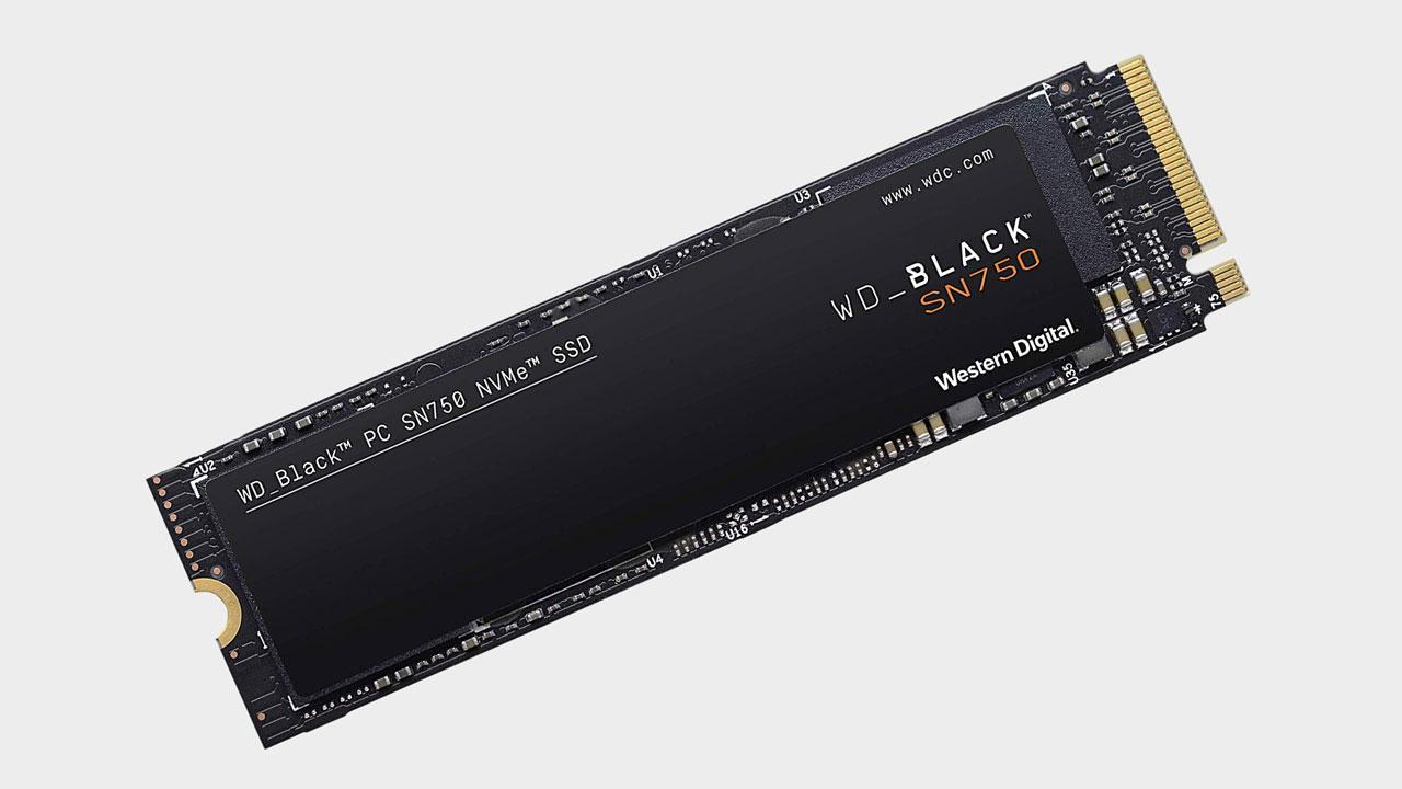 WD Black SN750 1TB