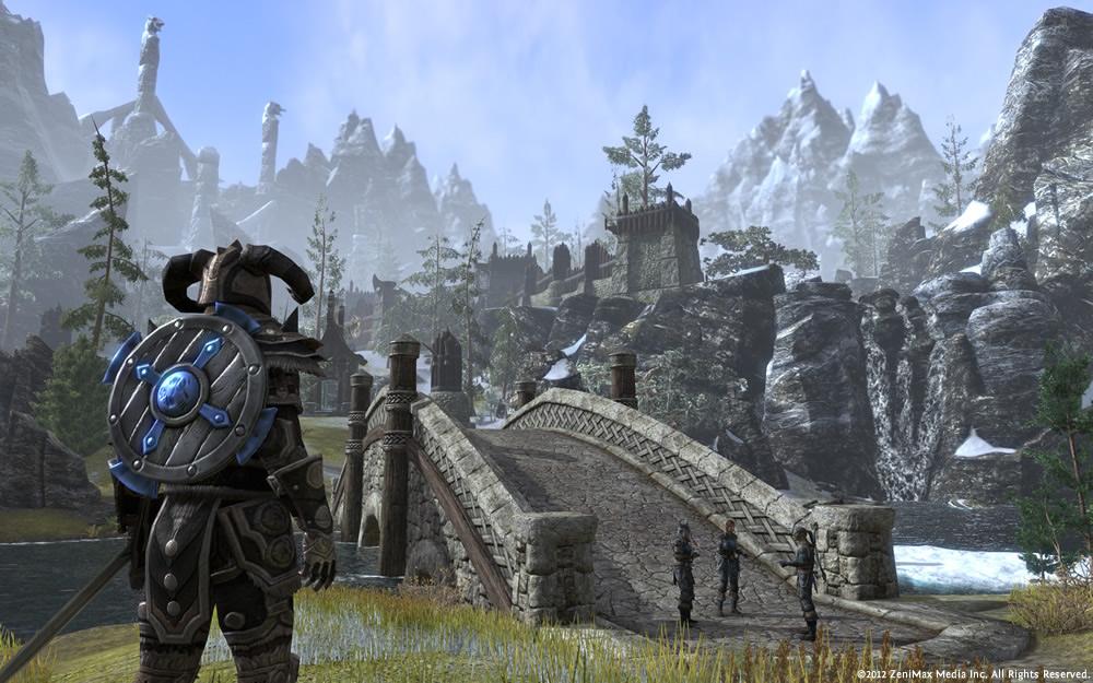 Elder Scrolls Online Beta Returns Today, NDA Still In Effect #30287