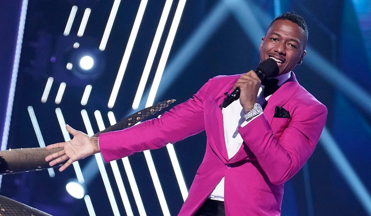 Nick Cannon On The Masked Singer Fox