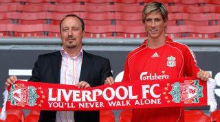 Liverpool Fernando Torres