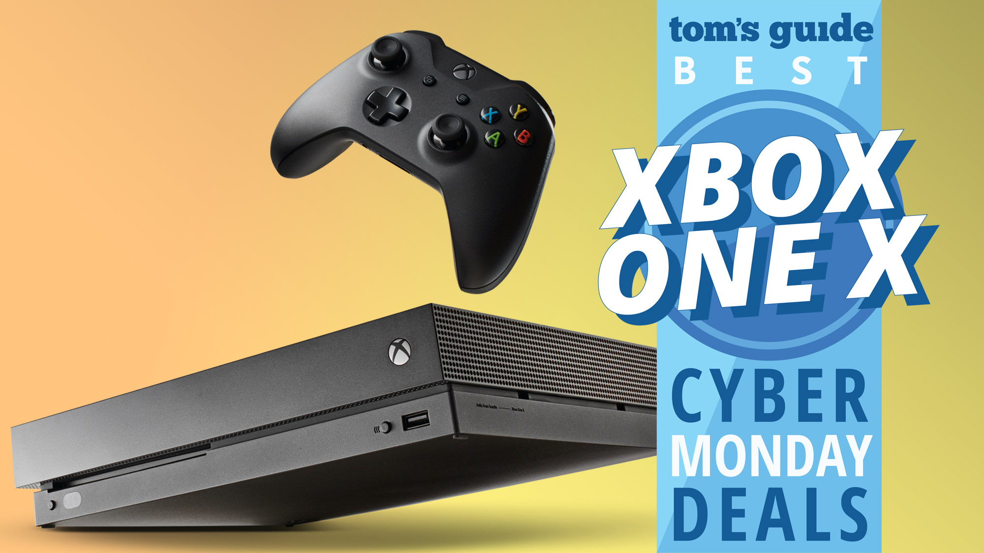 The Best Xbox One Cyber Monday Deals Of 2019 Tom S Guide