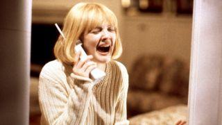 Drew Barrymore in _Scream._