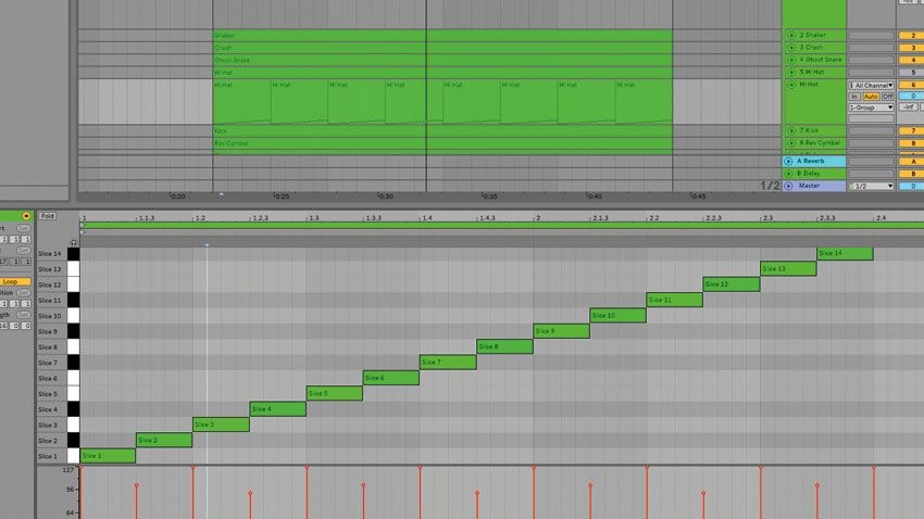 How to customise your drum dynamics with simple volume tweaks