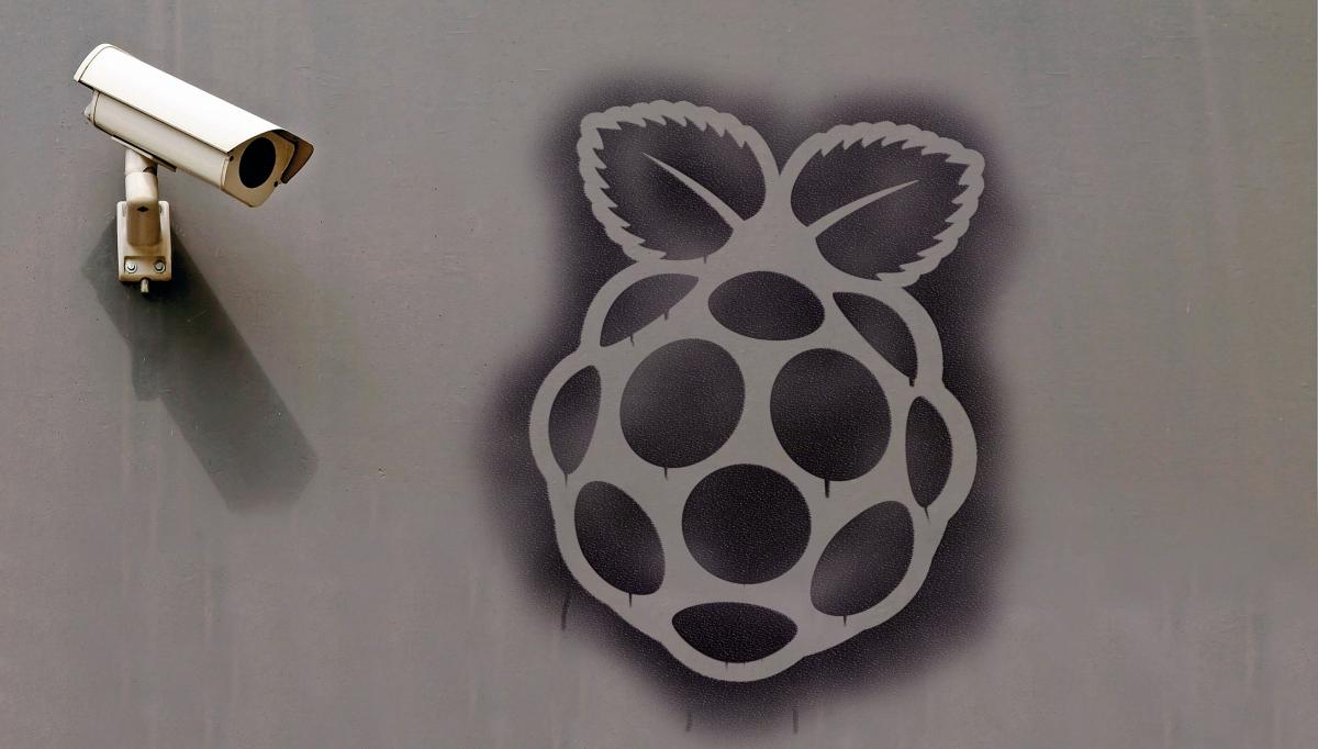Build a Raspberry Pi CCTV camera network
