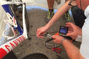 Katusha Bike Check (Photo: Philippe Maertens) mechanical doping