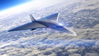 Virgin Galactic announced today (Aug. 3) that they will work with Rolls Royce to create a high-speed aircraft.