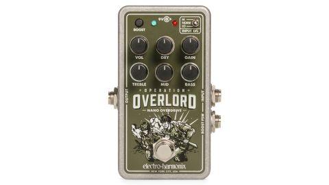 Electro-Harmonix Nano Operation Overlord Allied Overdrive