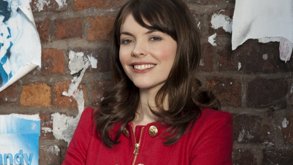 Kate Ford as Tracy Barlow in Corrie (ITV)
