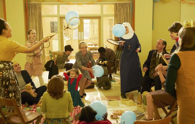 Call The Midwife S8 - EP1