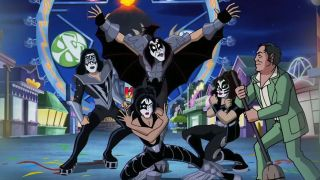 Kiss in Rock And Roll Mystery