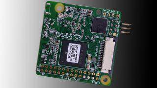 The Raspberry Pi 3 Mini board