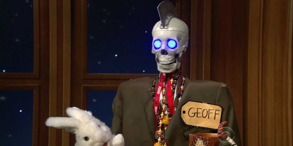 Geoff Peterson on The Late Late Show with Craig Ferguson