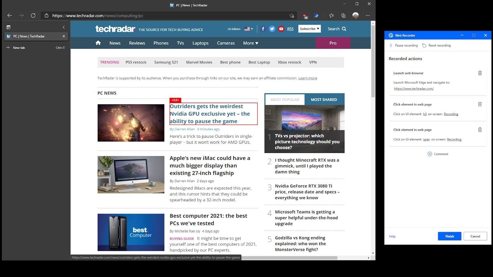Microsoft Power Automate Desktop Review