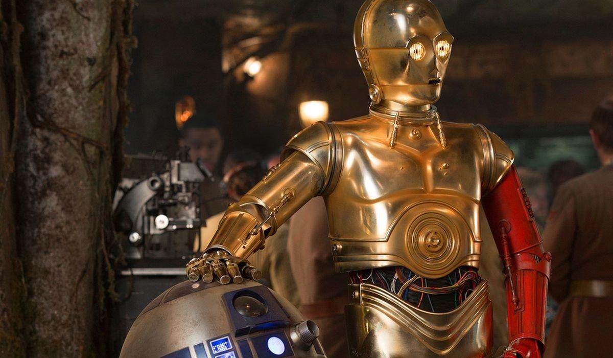C-3PO Arm Star Wars: The Force Awakens